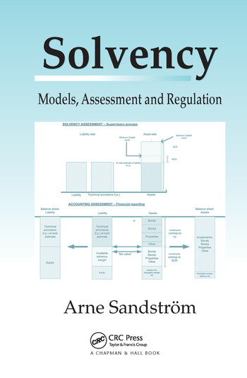 Solvency Models, Assessment and Regulation book cover