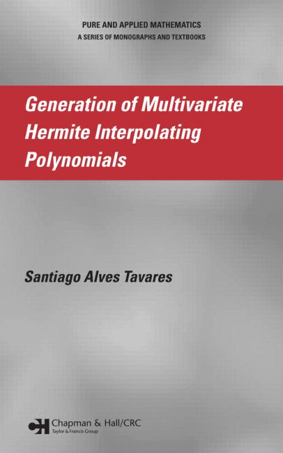 Generation of Multivariate Hermite Interpolating Polynomials book cover