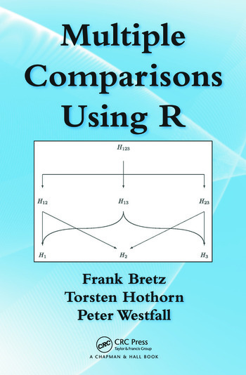 Multiple Comparisons Using R book cover