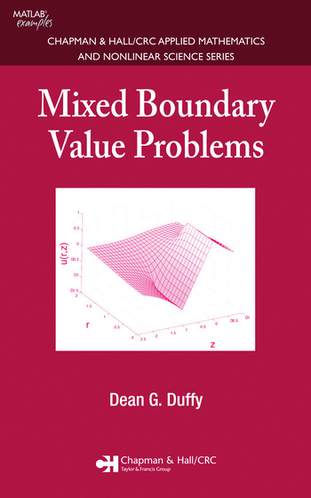Mixed Boundary Value Problems book cover
