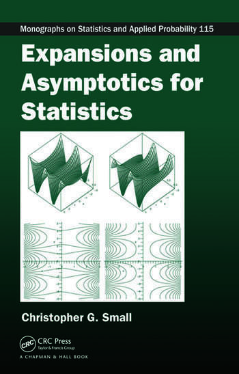 Expansions and Asymptotics for Statistics book cover