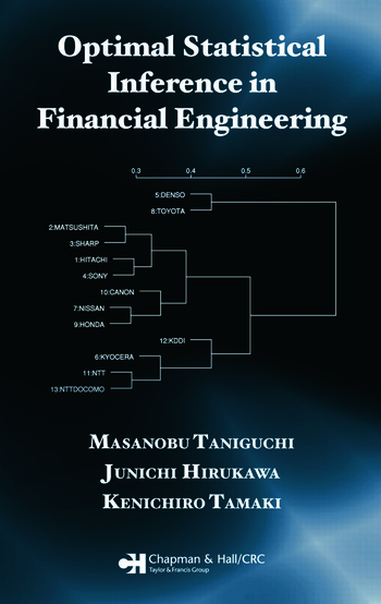 Optimal Statistical Inference in Financial Engineering book cover