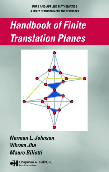 Handbook of Finite Translation Planes book cover