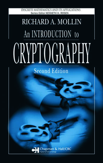 An Introduction to Cryptography book cover