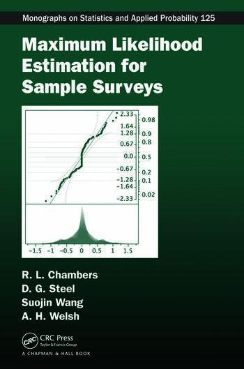 Maximum Likelihood Estimation for Sample Surveys book cover