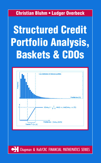 Structured Credit Portfolio Analysis, Baskets and CDOs book cover