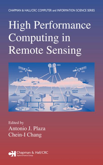 High Performance Computing in Remote Sensing book cover
