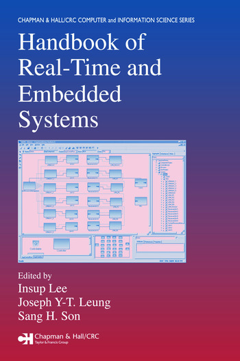 Handbook of Real-Time and Embedded Systems book cover