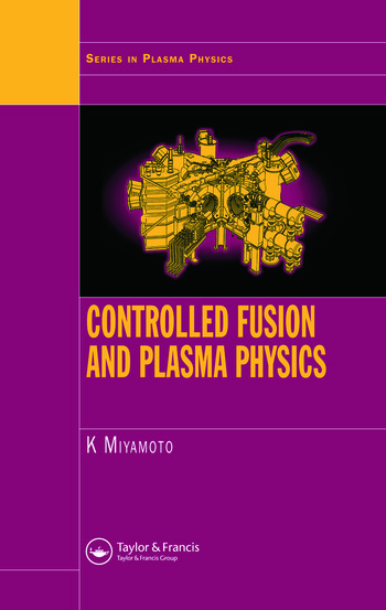 Controlled Fusion and Plasma Physics book cover