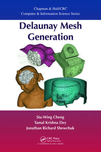 Delaunay Mesh Generation book cover