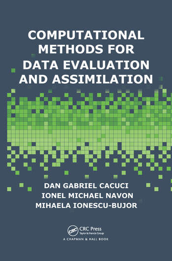 Computational Methods for Data Evaluation and Assimilation book cover