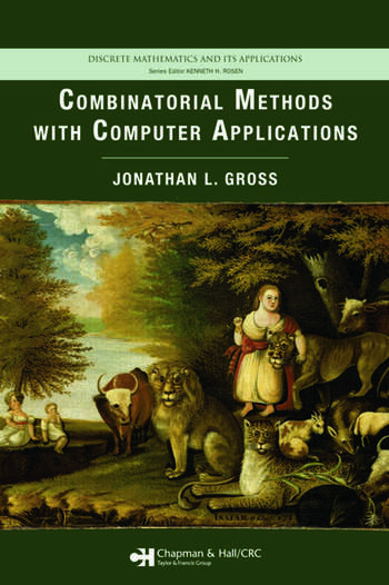 Combinatorial Methods with Computer Applications book cover