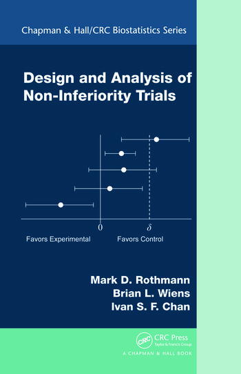 Design and Analysis of Non-Inferiority Trials book cover