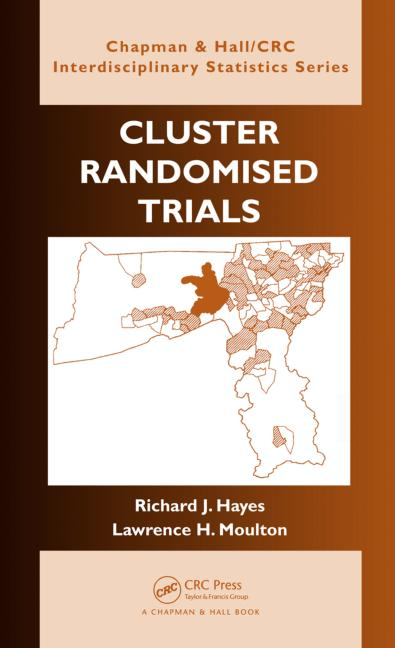 Cluster Randomised Trials book cover