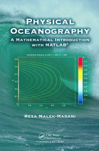 Physical Oceanography A Mathematical Introduction with MATLAB book cover