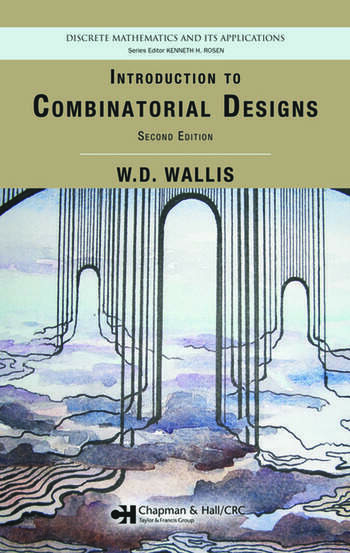Introduction to Combinatorial Designs book cover