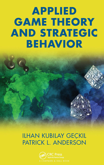 Applied Game Theory and Strategic Behavior book cover