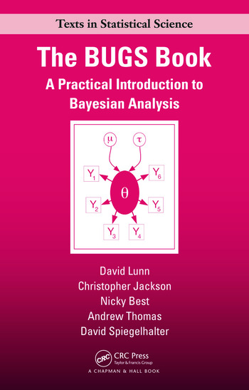 The BUGS Book A Practical Introduction to Bayesian Analysis book cover