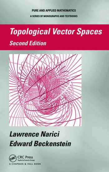 Topological Vector Spaces, Second Edition book cover