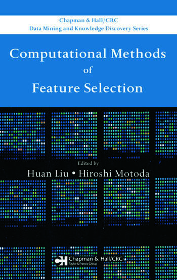 Computational Methods of Feature Selection book cover