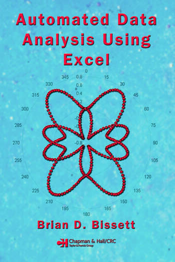 Automated Data Analysis Using Excel book cover