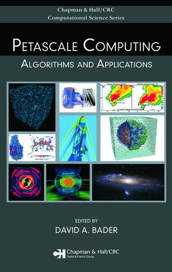 Petascale Computing Algorithms and Applications book cover