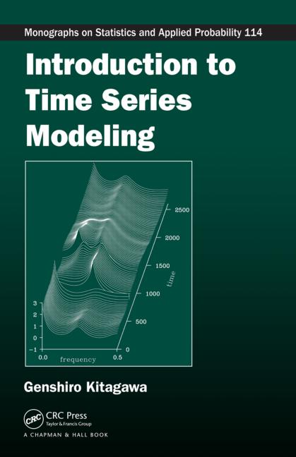 Introduction to Time Series Modeling book cover
