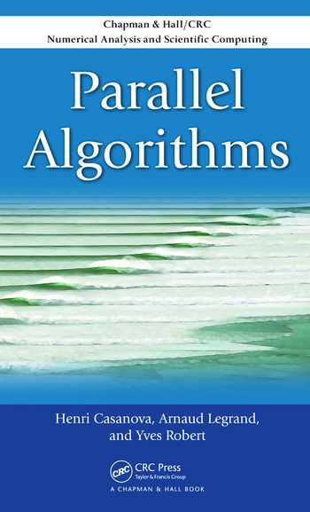 Parallel Algorithms book cover