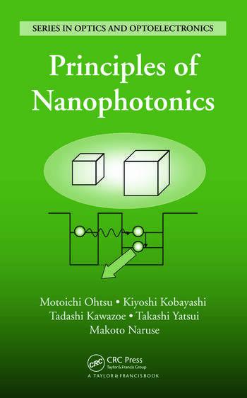 Principles of Nanophotonics book cover