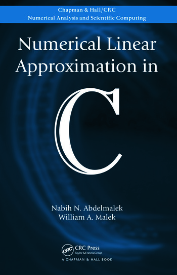 Numerical Linear Approximation in C book cover