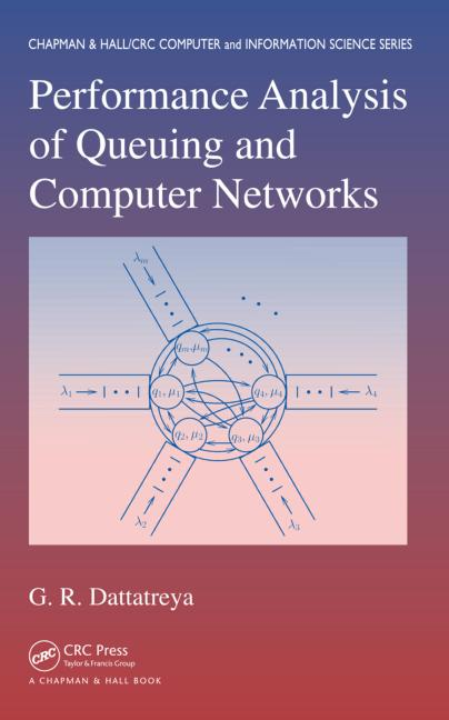 Performance Analysis of Queuing and Computer Networks book cover