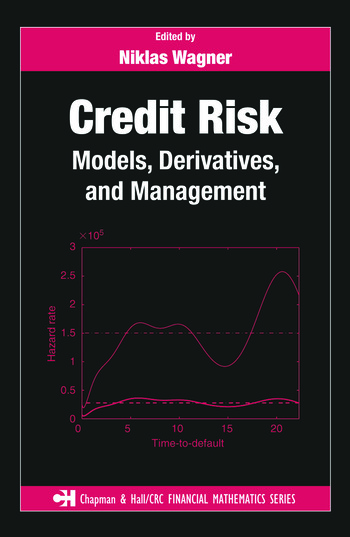 Credit Risk Models, Derivatives, and Management book cover