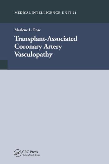 Transplant-Associated Coronary Artery Vasculopathy book cover