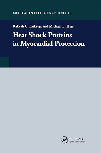 Heat Shock Proteins in Myocardial Protection book cover