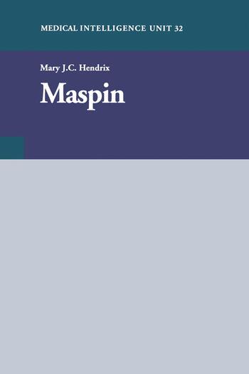 Maspin book cover
