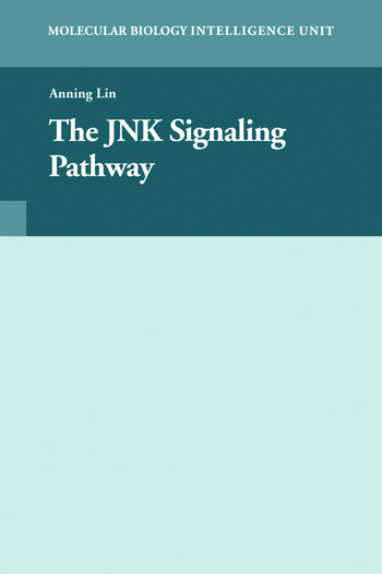 The JNK Signaling Pathway book cover