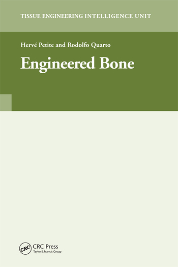 Engineered Bone book cover