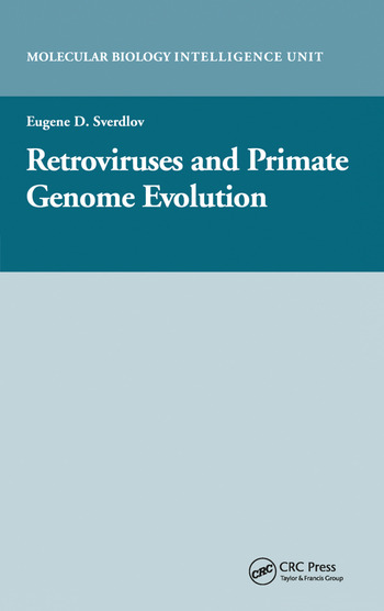 Retroviruses and Primate Genome Evolution book cover