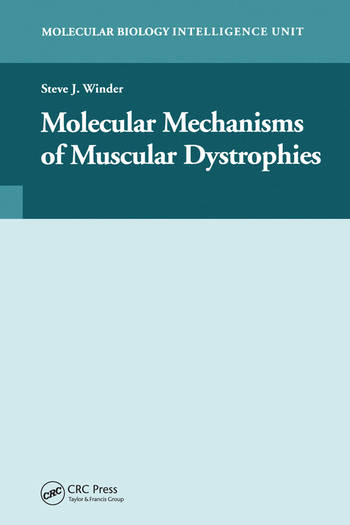 Molecular Mechanisms of Muscular Dystrophies book cover