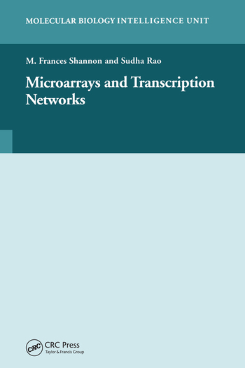 Microarrays and Transcription Networks book cover