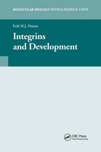 Integrins and Development book cover