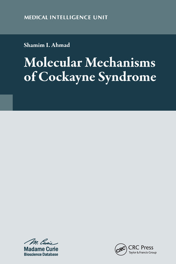 Molecular Mechanisms of Cockayne Syndrome book cover