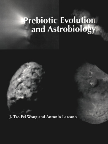 Prebiotic Evolution and Astrobiology book cover