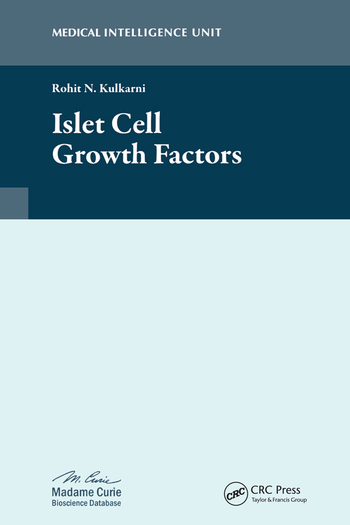 Islet Cell Growth Factors book cover