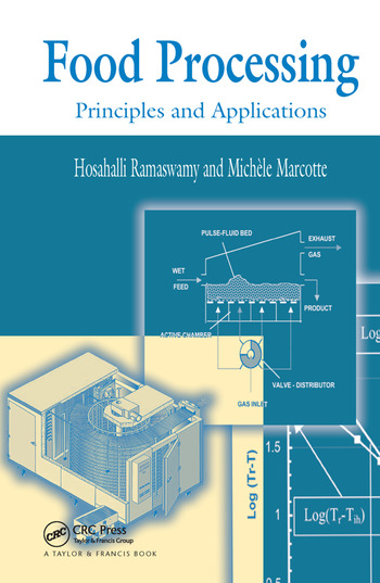 Food Processing Principles and Applications book cover