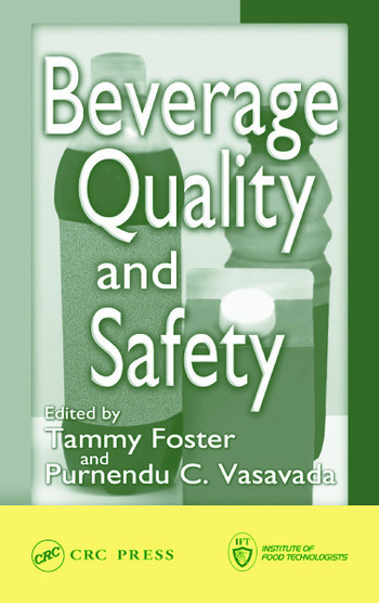 Beverage Quality and Safety book cover
