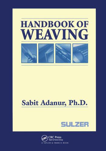 Handbook of Weaving book cover
