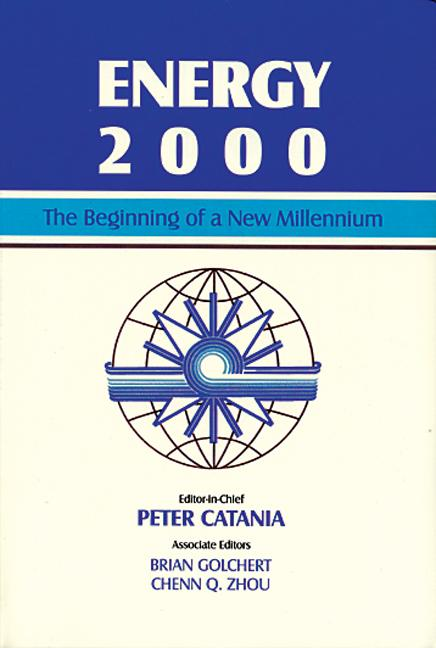 Energy 2000 The Beginning of a New Millennium book cover