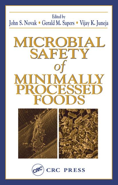 Microbial Safety of Minimally Processed Foods book cover
