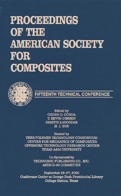 American Sociey of Composties, Fifteenth International Conference book cover